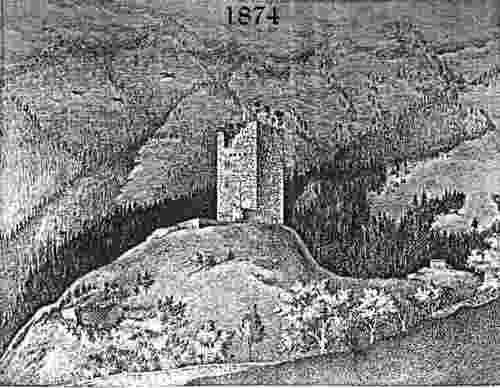 Bludenz in the middle ages