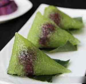 rice sweet dumplings