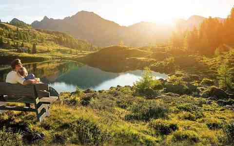 Alpine summers