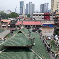 Dragon Temple Little India Kuala Lumpur