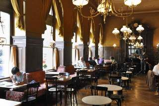 Coffee house Vienna Landtmann