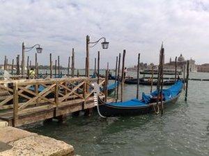 Venice San Marco pier