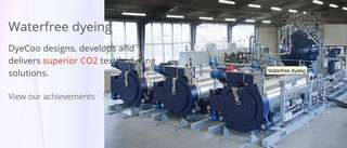 CO2 dyeing machinery