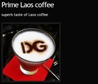 Laos coffee page