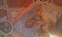 venice veneto fresco in casanovas room
