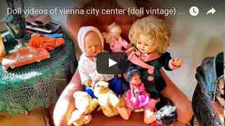 Imperial dolls of Vienna