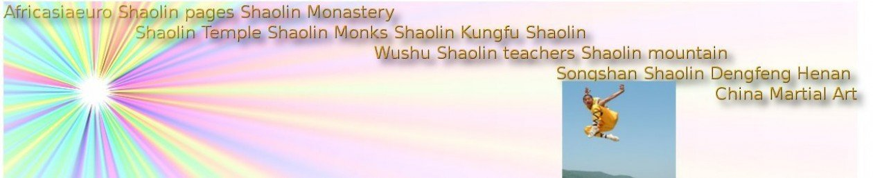 Shaolin history and present day