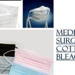 MEDICAL & SURGICAL COTTON BLEACHERS