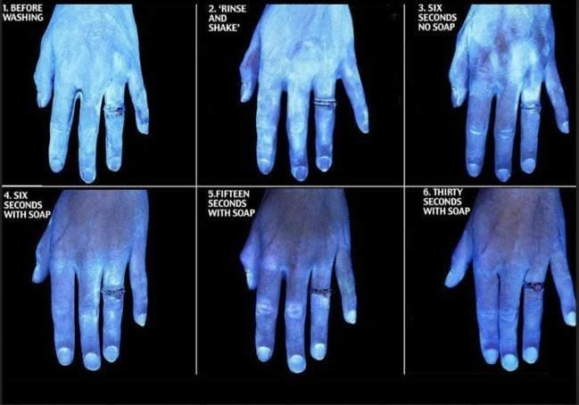 hand sanitizer vs soap