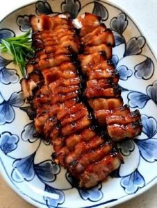 charsiu chinese food menus