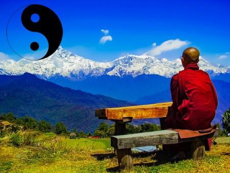tao and zen monk